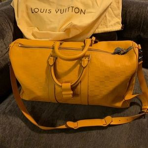 Louis Vuitton Infini keepall